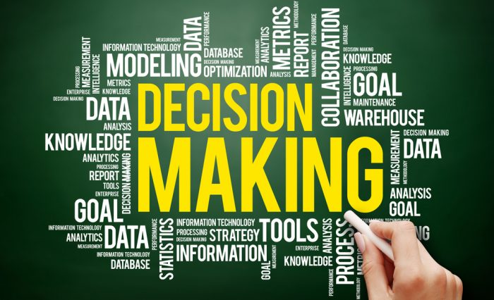 Hoe nemen mensen besluiten